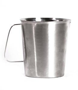 Long Life Steel Cup 1pc