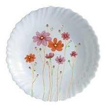 Luminarc Flowerly Dessert Plate 1pc