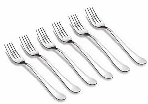 Olympia Deluxe New Stribes Dinner Fork Set 3pcs