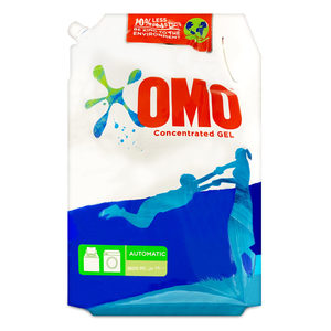 Omo Liquid Pouch Concentrated Gel 1800ml
