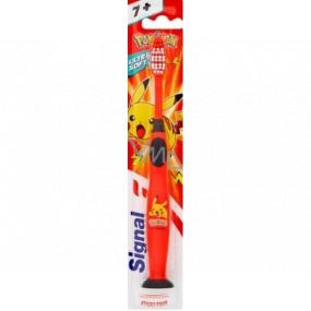 Signal Junior Toothbrush 7+ Years Pokemon 1Pc