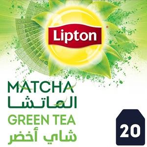 Lipton Matcha Pure Grean Tea 20x1.5g