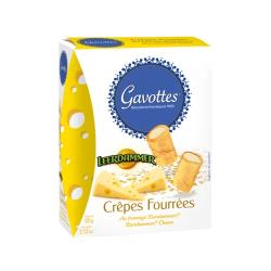 Gavottes Crepe Leerdammer Cheese 60g