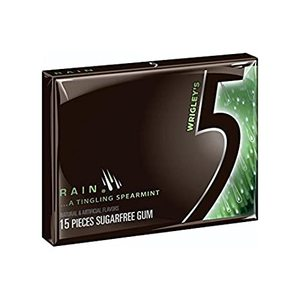 5 Chewing Gum Sugar Free Spearmint 30s