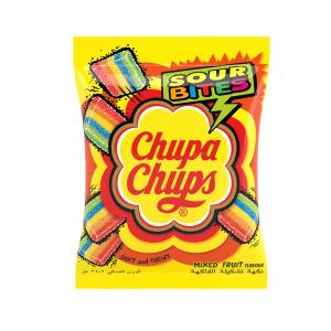 Chupa Chups Extruded Mini Tubes Pouch 24.2g
