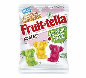 Fruittella Vegan Jellies Forest Frizz 130g