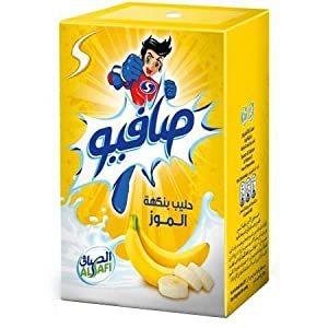 Safio Uht Banana Milk 150ml
