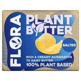 Flora Butter Plant Salted 250g