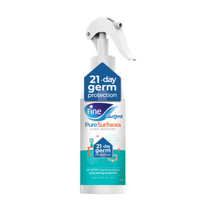 Fine Guard PureSurfaces 21-Day Germ Protection Non-Toxic Disinfectant Spray 150ml