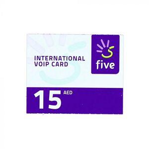 Etisalat E-Voucher International Calling AED 15 1pc