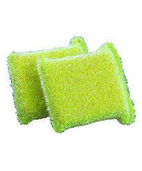 Union Heavy Duty Sparkling Sponge 1pc
