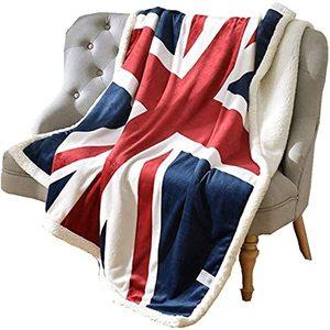 Union Fleece Blanket 1pc