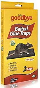 Goodbye Mouse Glue Trap 1pc