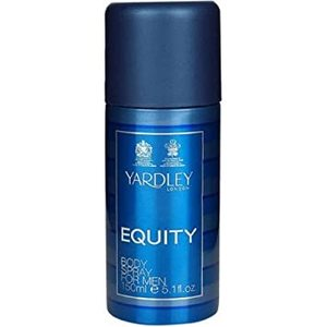 Yardley Equity For Men Deo Spray 150ml