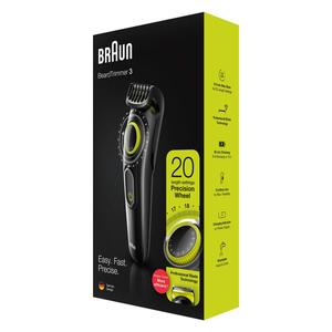 Braun Rechargeable Beard & Trimmer 1pc