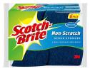 3M Scotch Brite Non Scratch Scrub Sponge 1pc