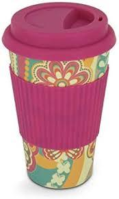 Lnkon Bamboo Fiber Mug 1pc