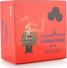Al Mubkhar Charcoal 1pc