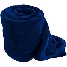 Union Blanket Embo 1Ply 220X240Cm 1pc