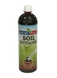 Grow Fast Soil Revitalizer 1pc