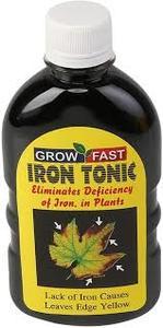Grow-Fast Grow Fast Iron Tonic 1pc