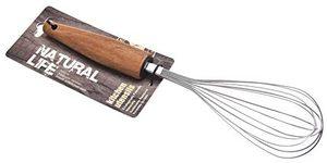 Natural Life Acacia Handle Whisk 1pc