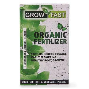 Grow-Fast Organic Granular Fertiliser 1pkt