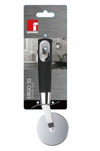 Bergner Ergo Stainless Steel Pizza Cutter 21.5Cm 1pc