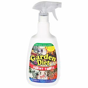 Grow-Fast Garden Diet Plant Tonic 1pc