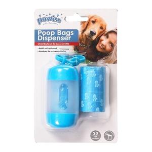 Pawise Poop Bag Dispenser 1pc