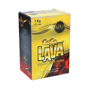 Coco Lava Charcoal Cubes 1kg - 72cubes
