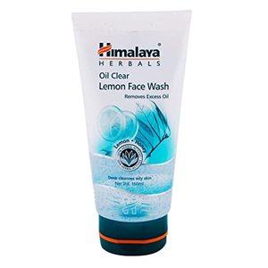 Himalaya Oil Control Lemon Face Wash 2x150ml