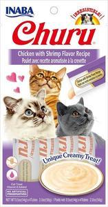 Inaba Ciao Churu Chicken With Shrimp Flavor 1pc