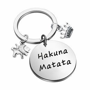 Glossy Blossom Fingure Chain Hakuna Matata 1pc