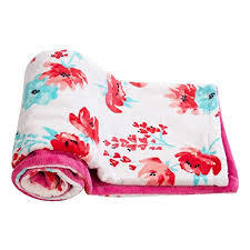 Na Milky Printed Blanket Double 1pc