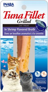 Inaba Ciao Grilled Tuna With Shrimp 1pc