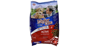 Miglor Croquettes With Beef Dog Dry 1pc