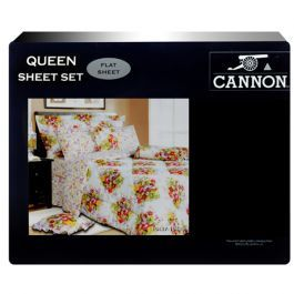 Cannon Bed Sheet Full Printed 1pc