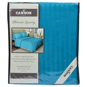 Cannon Bedsheet King 1set