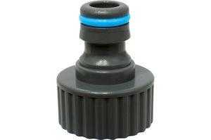 Aqua Craft 3/4 Double Tap Adaptor 1pc