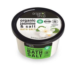 Organic Shop Bath Salt Kashmir Jasmine 250ml