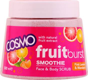 Cosmo Lemon Face & Body Scrub 500ml