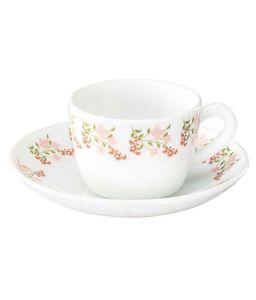 Larah Cup & Saucer Set 1pc