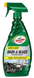 Turtle Wax Dash And Glass Clean 1pc