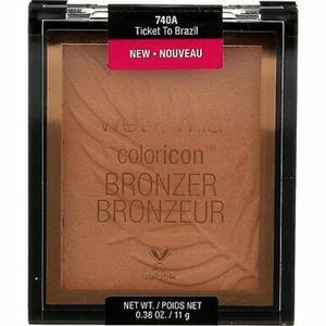 Wet N Wild Coloricon Bronzer Ticket To Bra 1pc