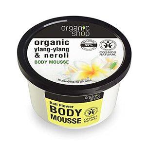 Organic Shop Body Moussee Bail Flower 250ml