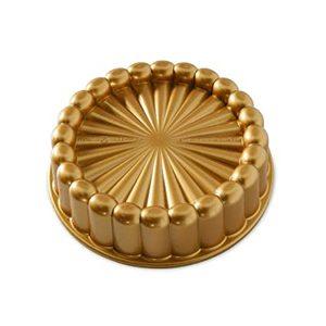 Nordicware Charlotte Cake Pan Gold 1pc