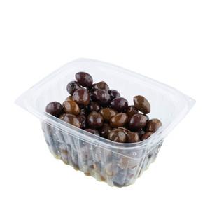 Lebanese Black Olives In Oil 250g