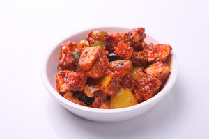 Red Mixed Pickle 250g