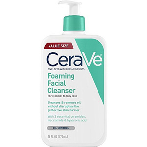 CeraVe Foaming Facial Cleanser 16oz